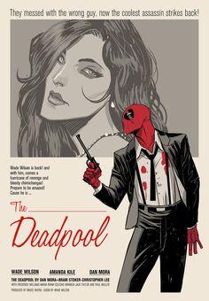 The Deadpool by Dan Mora *