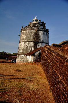 Fort Aguada, #Goa Hiking Training, Hiking Backpack, Travel List, Goa, Castles, Monument Valley, Cruise, Places To Visit, Around The Worlds