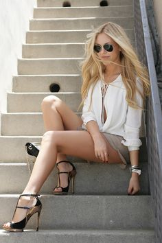 #Beauty  #High Heels #2dayslook #highstyle #heelsfashion  www.2dayslook.com