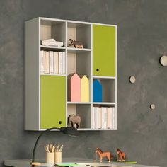 Large Wall Shelving By Nidi (14 Colours U0026 Other Sizes Available ) | Nubie