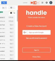 Manage To-do List, Calendar, add Emails as To-dos [Chrome Extension]