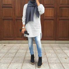 @haboobaa_ | #fashionmeetmodesty modest hijabi style başörtülü türbanlı kadınlar giyim modelleri başörtülü kızlar kıyafet kombinleri