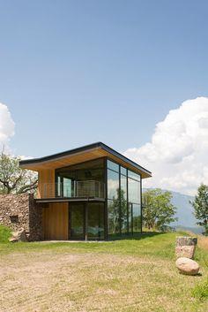 Modostudio | cibinel laurenti martocchia architetti associati, Laura Egger · Mountain Retreat · Architettura italiana
