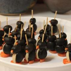 Penguin Party Snacks