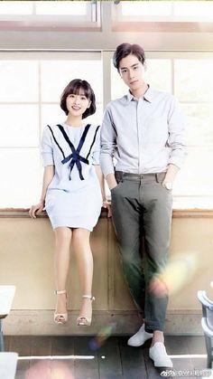 真希望你們會在一起❤️❤️❤️ A Love So Beautiful, Beautiful Couple, Asian Actors, Korean Actors, Kdrama, Park Bo Young, Drama Memes, Daddy Long, Korean Couple