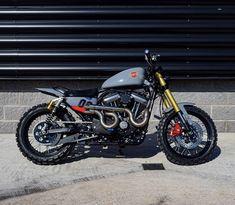 Harley Davidson Scrambler, Harley Davidson Pictures, Harley Bikes, Motorcycle Design, Motorbikes, Vehicles, Cafe Racers, Motors, Instagram