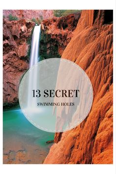 Looking for a spot to cool down this summer? Check these out >> http://www.travelchannel.com/interests/outdoors-and-adventure/photos/americas-secret-swimming-holes?soc=pinterest