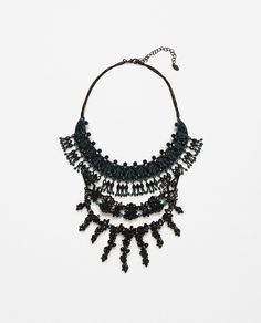 JEWEL PENDANT NECKLACE-View all-Woman-NEW IN | ZARA United States