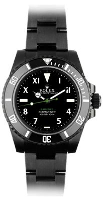Bamford Rolex - SE Submariner California