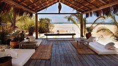 UXUA Casa Hotel & Spa is a luxury boutique hotel in Trancoso, Brazil. Book UXUA Casa Hotel & Spa on Splendia and benefit from exclusive special offers ! Villa Design, Home Design, Design Ideas, Design Hotel, Spa Hotel, Outdoor Spaces, Outdoor Living, Outdoor Decor, Outdoor Cafe