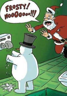 Silly Frosty