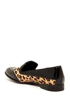 Franco Sarto Tweed Slip-On Shoe
