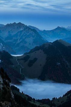 Amazing mountains.