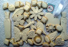 Cookieria By Margaret  Wedding Collection Cookies