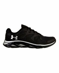 Under Armour Men's UA Spine™ Evo Running Shoes 11.5 Black (887907492905)