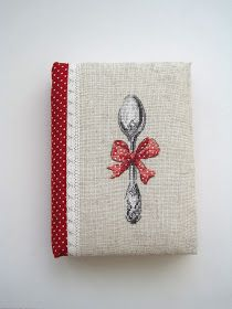 cross stitch hand made notebook блокнот ручной работы с нуля вышивка крестиком Veronique Enginger Les Brodeuses Parisiennes Tablier Quel regal