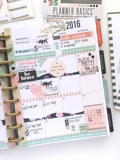 Lump, Bump and Clump!: September Planning - mambi