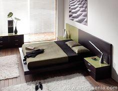 Miegamojo baldai, naturalaus medzio baldai, dvigule lova, naturalaus medzio lova