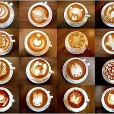 #Cafe  Have a look at the places where we like to enjoy our favorite coffee.  http://redcoffeemachines.co.uk