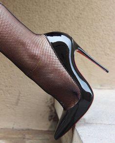 Super High Heels, Platform High Heels, Black High Heels, High Heels Stilettos, High Heel Boots, Stiletto Heels, Pantyhose Heels, Stockings Heels, Lingerie Heels