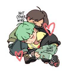 My yoonseok heart *dies*