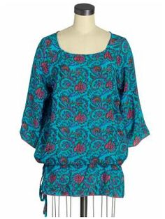 Amber Tolani Tunic - have similar and love it