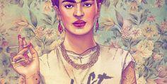 """Timeless"", mostra individual do ilustrador Fab Ciraolo, pode ser visitada até 17 de novembro (terça-feira), na Galería Madhaus, em Santiago do Chile. O bonitón é o cara por trás da bombada versão modernosa de Frida Kahlo..."