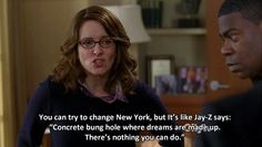 Liz Lemon, everyone! I can't hear this song without thinking of this episode. I love 30 Rock 30 Rock Quotes, Rap Quotes, Film Quotes, Funny Quotes, Lemon Quotes, Liz Lemon, Funny New, Funny Stuff, Funny Things