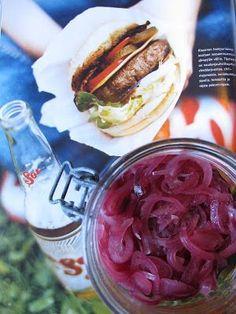 Pieni Vispiläkauppa: Grillibileiden kingi: Gourmet-hampurilainen Cabbage, Tacos, Mexican, Vegetables, Ethnic Recipes, Food, Gourmet, Essen, Cabbages