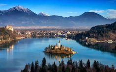 Lake Bled, Slovenia. Amazing!