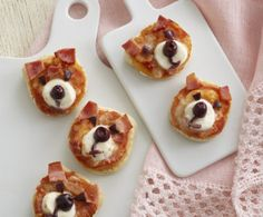 These adorable pizzas are great for any occasion – whether …
