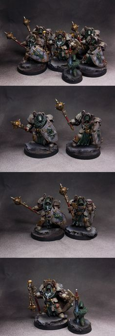Space Marines : Dark Angels