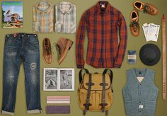 Me quedo con estos...    Guy Style Guide - jhilla: Unionmade's Great Escape This is what...
