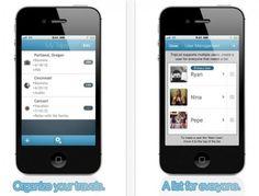 TripList, crea listas para planear viajes futuros [iOS]