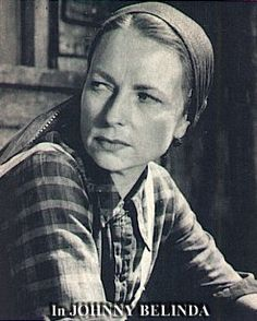 Agnes Moorehead (1948) - She was nominated for an Academy Award for Best Supporting Actress in this movie.