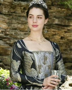 What a queen! Adelaide is just perfect as Mary