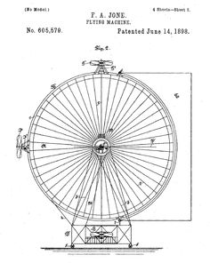 Flying MAchine, 1898