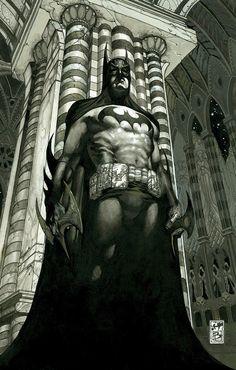Simone Bianchi's Detective Comicscovers - Blog - GeekDraw