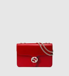 exclusive gucci interlocking  shoulder bag