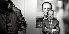 François Hollande - Laurence Haïm et Charles Ommanney (Made in France)