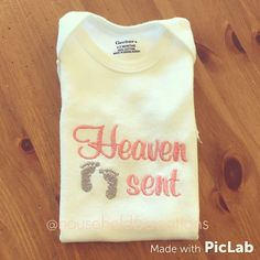 Heaven sent by sidneykarissa on Etsy