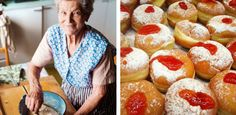 Doughnut, Rum, Cooking, Breakfast, Desserts, Food, Kitchen Tips, Ukraine, Polish