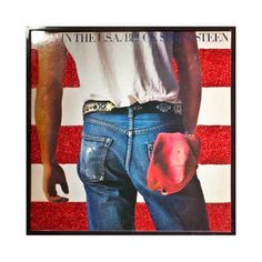 Springsteen USA Album Art now featured on Fab.