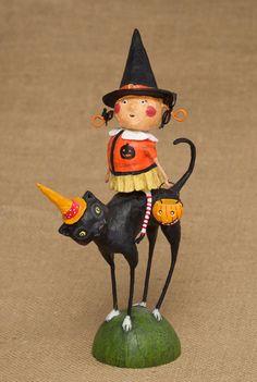 Lori Mitchell - Halloween - Wooden Duck Shop