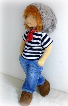 "TESSA  20"" doll | by Dearlittledoll"