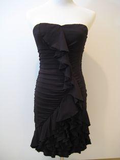 Nikibiki Strapless Ruched Dress