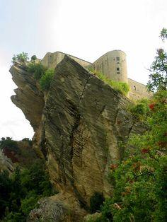 Castello di Roccascalegna, Chieti, Abruzzo