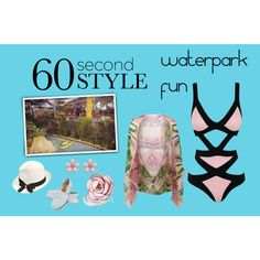 """""""Waterpark Fashion Contest"""" by janet-palaggi on Polyvore"""