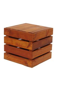 I can make these! New idea for out front.  :) Handcrafted Modular Cedar Wood Inlay Top Table