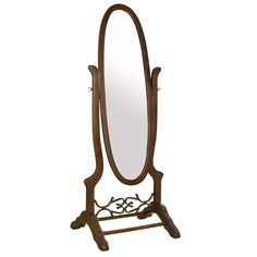 Adriana Standing Mirror, $79 at the Meaford Factory Outlet.